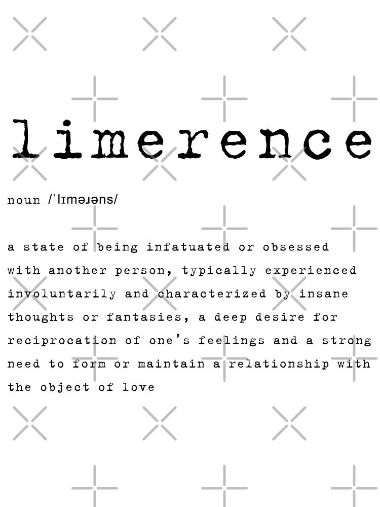 Limerence definition | Baby One-Piece