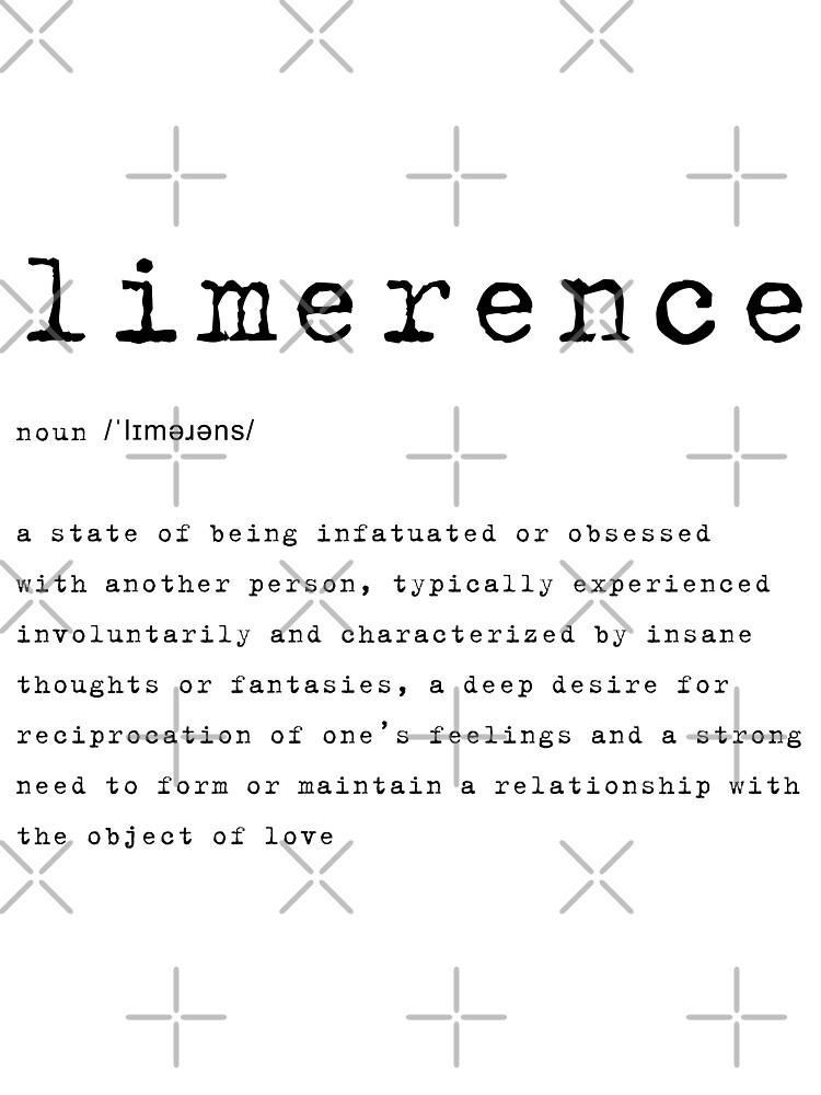 Limerence vs love