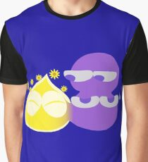 Puyo Puyo- Night and Day Graphic T-Shirt