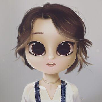 Madilyn Mei by davexp