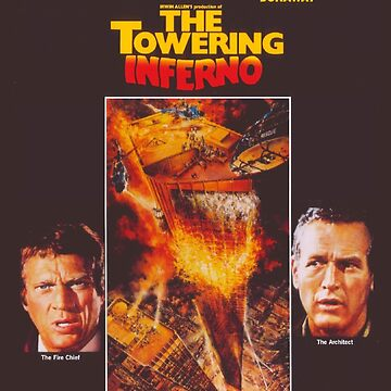 Towering Inferno by usingbigwords