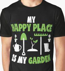 Funny Gardening Apparel Graphic T-Shirt