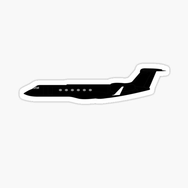 Gulfstream - Executive Transport Corporate Business Jet Sticker