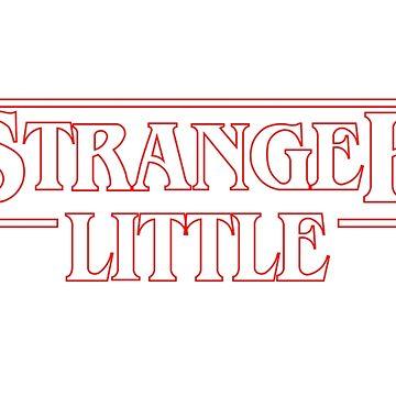 Stranger Little - Red by izzywellman