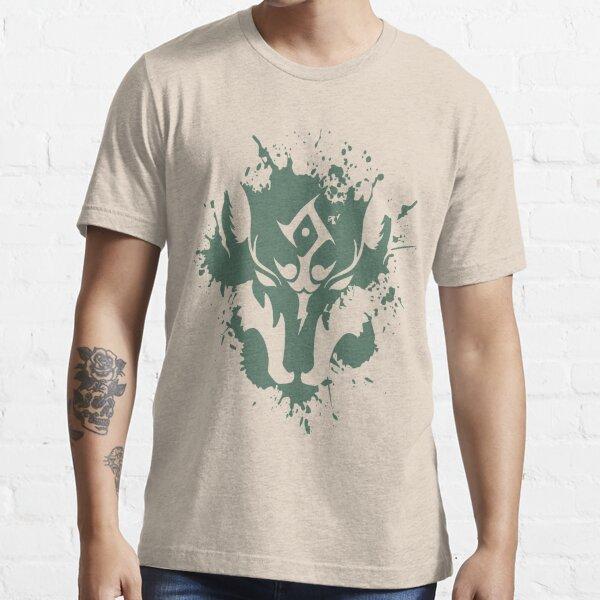 Loup Lien Blue Eyed Beast v2 T-shirt essentiel