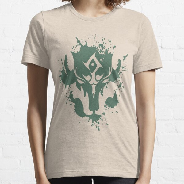 Wolf Link Blue Eyed Beast v2 Essential T-Shirt
