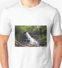 F. L. Ricketts Cascading Falls T-Shirt