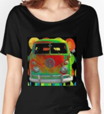 Magic Bus Women's Relaxed Fit T-Shirt