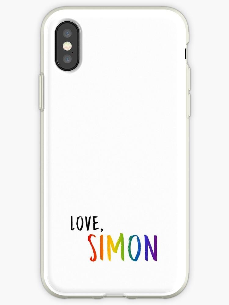 Love, Simon - Pride Rainbow by Austin Anderson