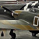 World War II Hurricane Skytrain by Bob Moore