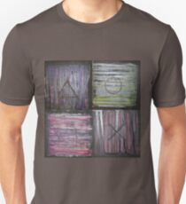 Abstract Console Buttons T-Shirt