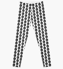Jake Tanner - White Background Leggings