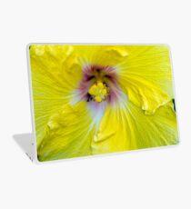 Yellow Hibiscus SRF 17 5799 Laptop Skin