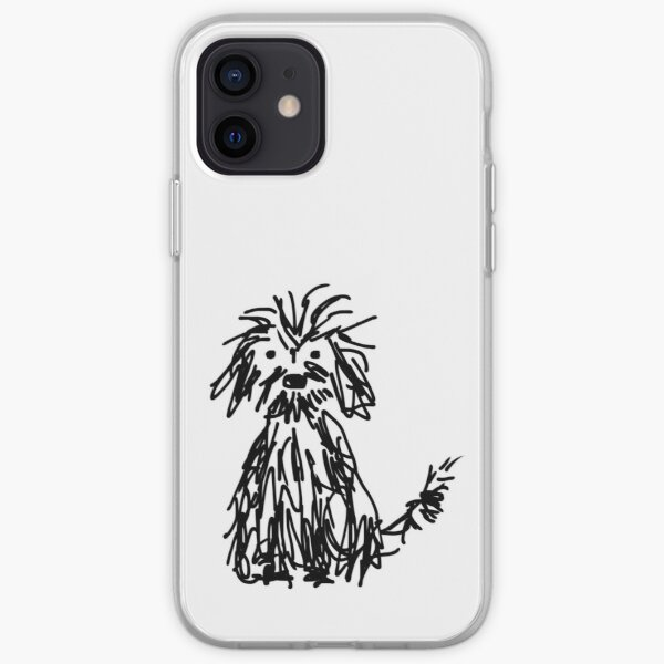 Dog days iPhone Soft Case