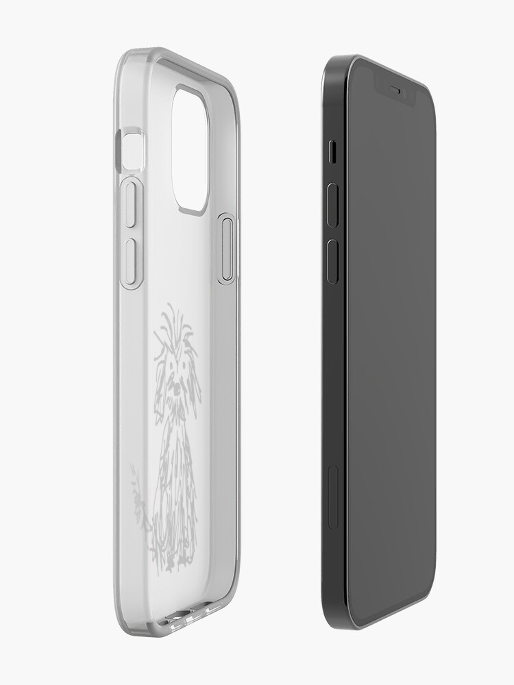 Alternate view of Dog days iPhone Case & Cover