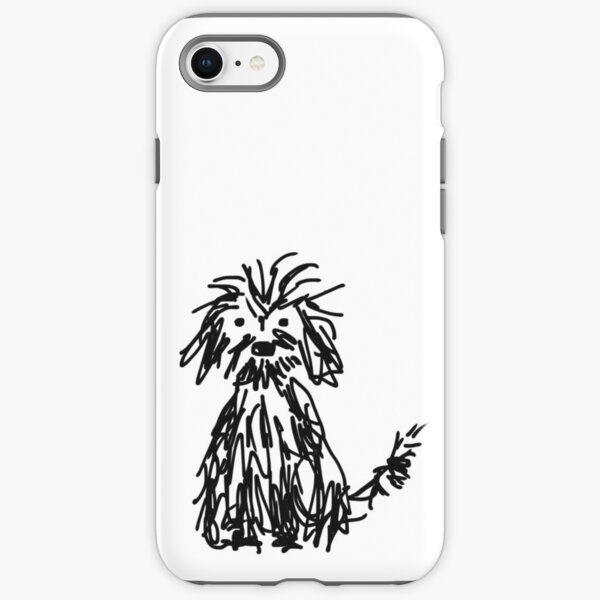 Dog days iPhone Tough Case
