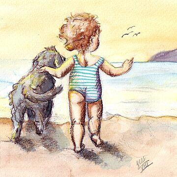 Sally y Spike de Artsez