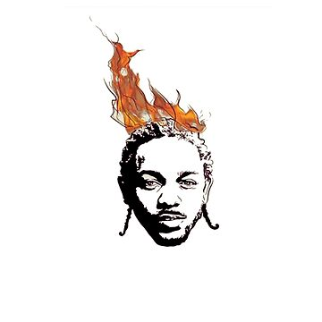 Kendrick Lamar Merch by xPikaPowerx