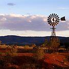 The Flinders Ranges Australia by John Wallace