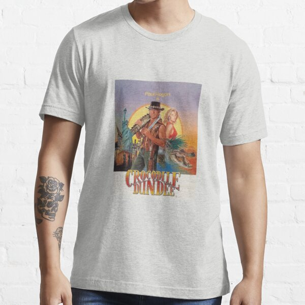 Crocodile Dundee Essential T-Shirt