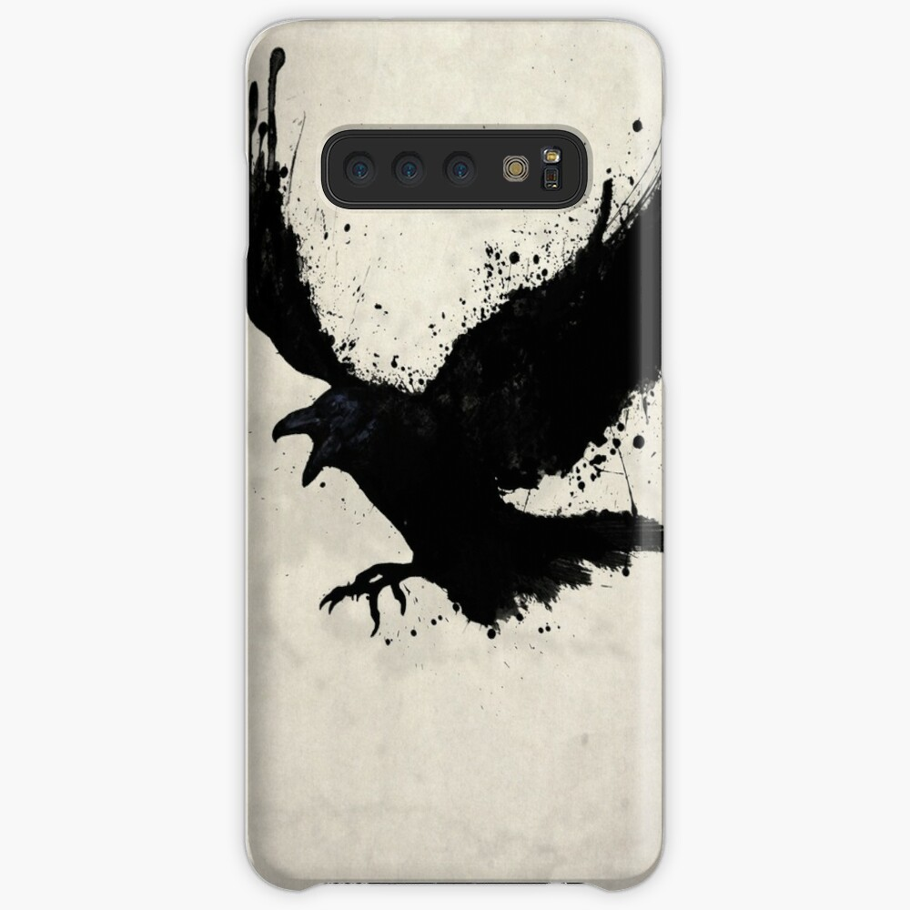 Raven Case & Skin for Samsung Galaxy