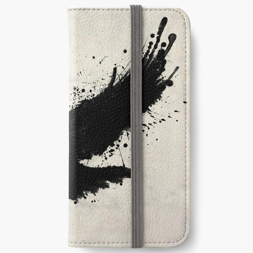 Raven iPhone Wallet