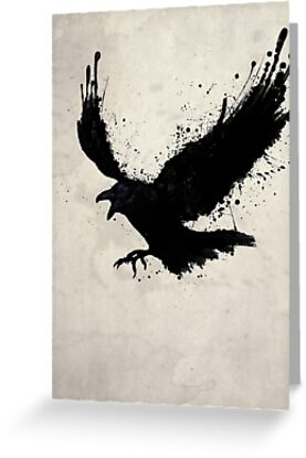 «Cuervo» de Nicklas Gustafsson