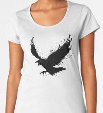 Raven Women's Premium T-Shirt