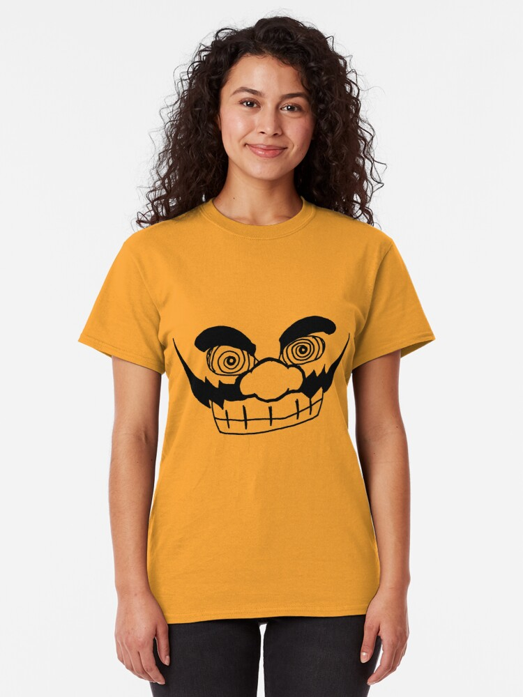 Alternate view of Crazy Eyed W Classic T-Shirt