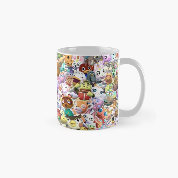 Animal Crossing (Duvet, Phoen case, sticker etc) Classic Mug
