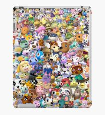 Animal Crossing (Duvet, Phoen case, sticker etc) iPad Case/Skin