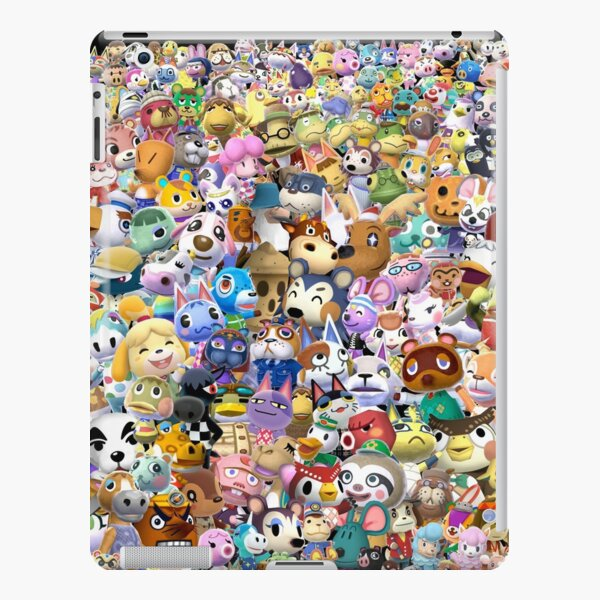 Animal Crossing (Duvet, Phoen case, sticker etc) iPad Snap Case