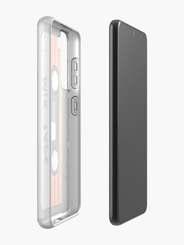 Alternate view of Cassette Tape Case & Skin for Samsung Galaxy