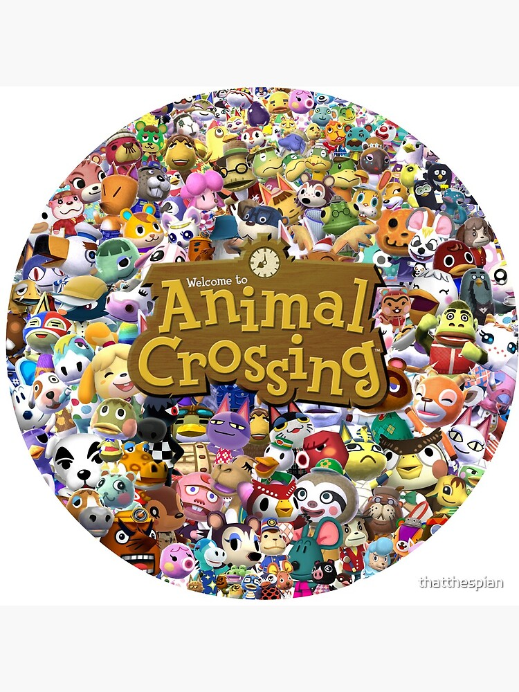 Animal Crossing 2 by thatthespian