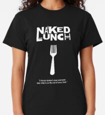 Naked Lunch by David Cronenberg and William Burroghs, 1991 Classic T-Shirt