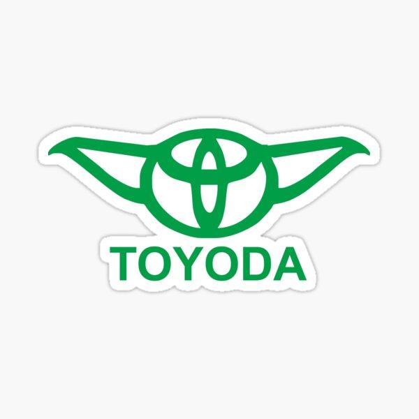 Toyoda Sticker Sticker