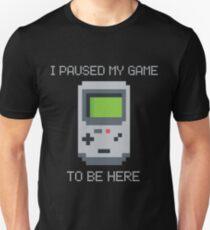 90s Retro Gamer Video Game Unisex T-Shirt