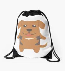 Polish Hound Drawstring Bag