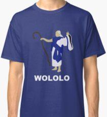 Wololo (Blue) Classic T-Shirt