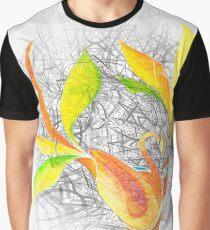 saturne full alpha w Graphic T-Shirt