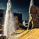 Dawn Fountain by Kory Trapane