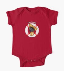 Smooth Brussels Griffon First Mate Kids Clothes