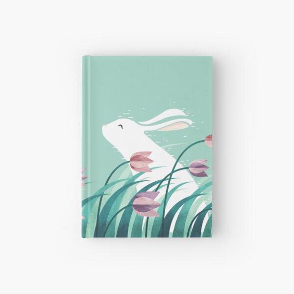 Rabbit, Resting Hardcover Journal