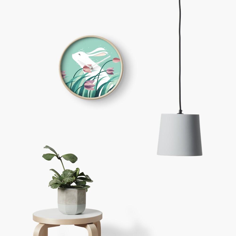 Rabbit, Resting Clock