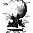Cosmic Explorer by artlahdesigns
