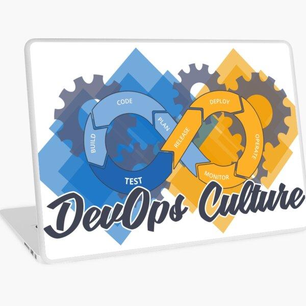 DevOps Culture  Laptop Skin