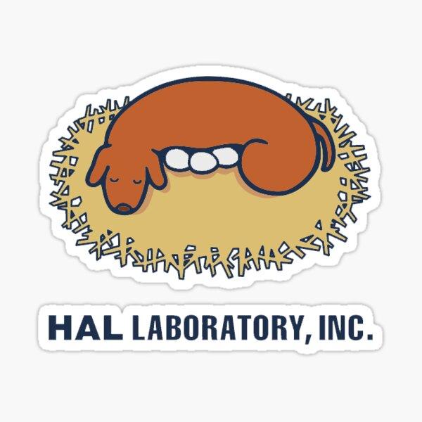 HAL Laboratory, Inc. Sticker