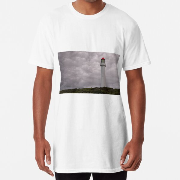 Split Point Lighthouse Long T-Shirt