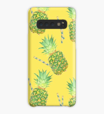 pineapple juice Case/Skin for Samsung Galaxy