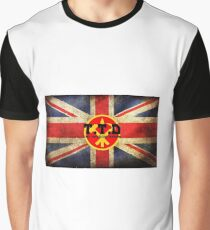 Time travellers Division Graphic T-Shirt
